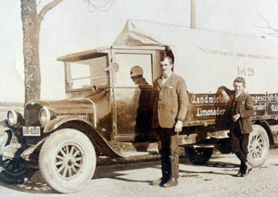 Der Chevrolet