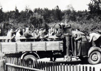 Der Holzgaser 1942